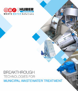 Breakthrough technologies for wastewater treatment