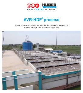 AVR-HDF<sup>®</sup> process