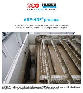 ASP-HDF<sup>®</sup> process