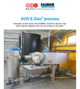 AVR-S Disc<sup>®</sup> process