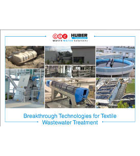 Breakthrough Technologies for Textile Wastewater Treatment