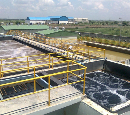 Anaerobic-Anoxic Technology for Seafood Processing