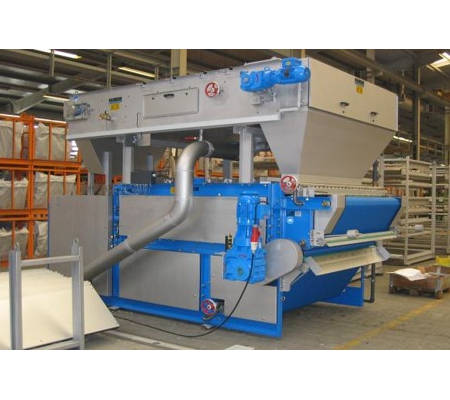 HUBER B-PRESS and COMBI machine