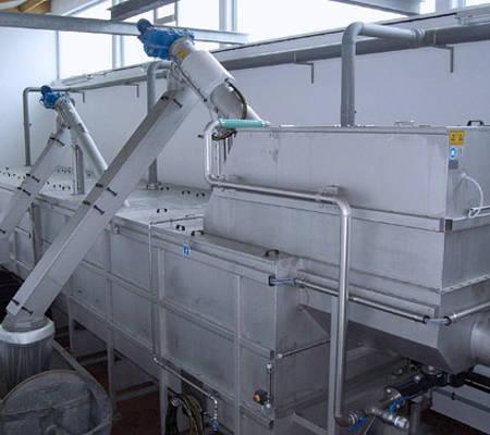 HUBER Complete Plant ROTAMAT® Ro5