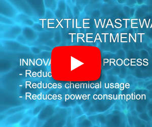 Innovative AAA® for textile wastewater treatment
