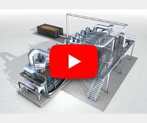 Belt Dryer BT—WWTP Innsbruck, Austria