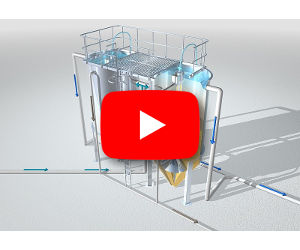 Contiflow® Sandfilter CFSF