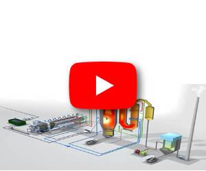 Thermal sewage sludge utilisation