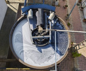 """AAA"" process helps treat 1.5 MLD of highly coloured textile process effluent"