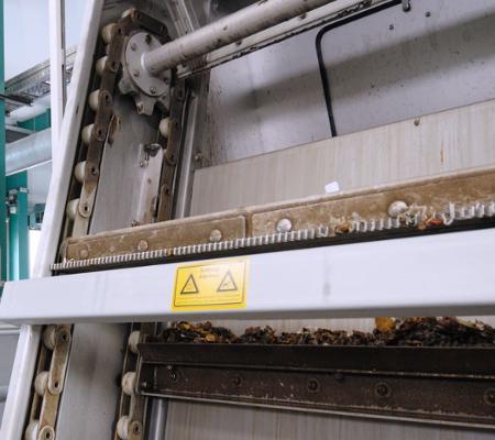Wastewater screening